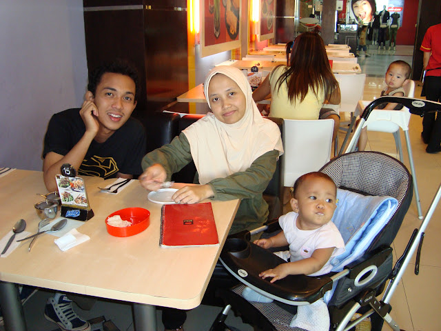 Lunch di Rice Bowl - SKA Mall, Pekanbaru