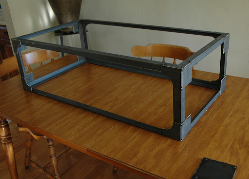 brooklyn coffee table in the works vintage industrial furniture