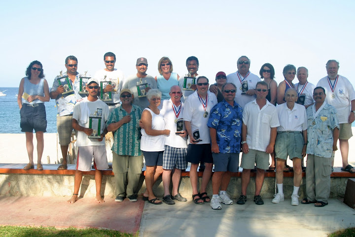 These were the proud anglers and top 3 crews in the June Trip.