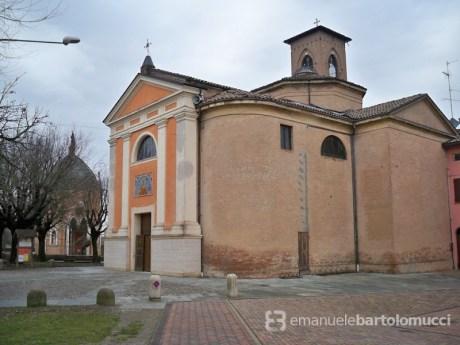 Chiesa parrocchiale di Cognento (Modena)