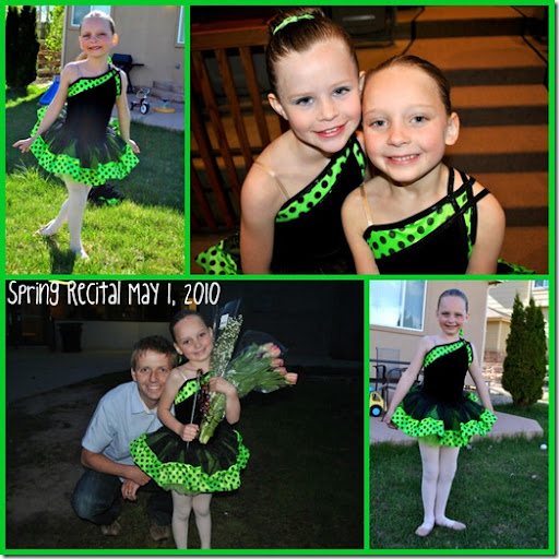 dance collage