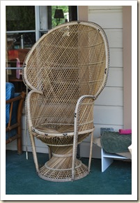 new patio chair 1