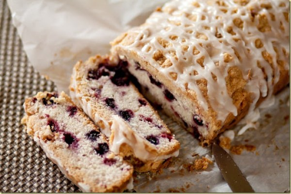 Blueberry & Raspberry Coffee Cake. by Let the Baking Begin!