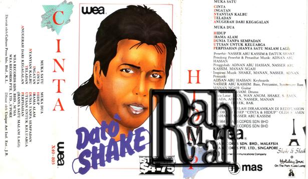 DATO' SHAKE