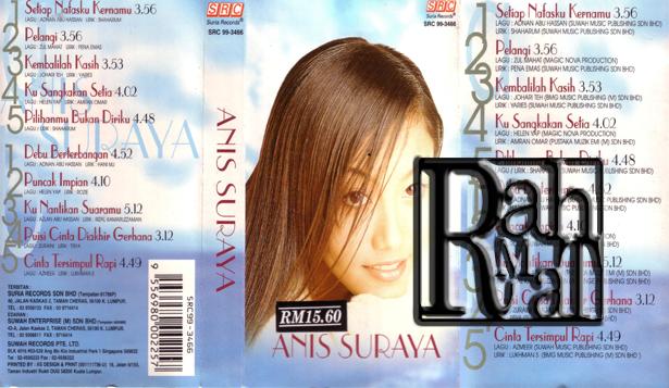 ANIS SURAYA