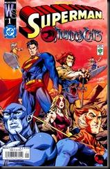 Superman / Thundercats