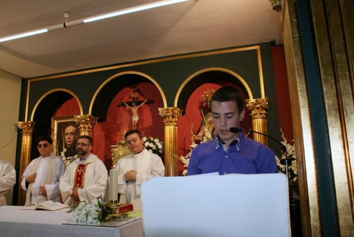 Visita del Seminario Menor y del Centro Vocacional Manuel Aranda