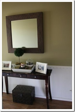 entryway paint color