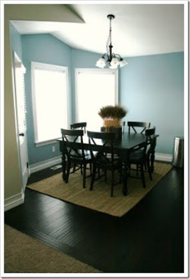 dockside_blue dining room paint color