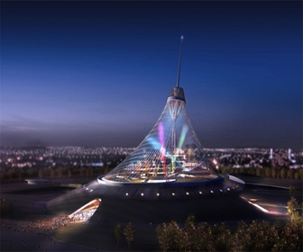 norman-foster-Khan-Shatyr-Entertainment-Center-Kazakhstan