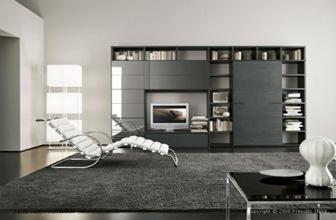 diseño-salon-minimalista-tonos-grises