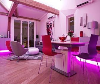 casas-de-madera-loftLe-Frédéric Flanquart-iluminacion