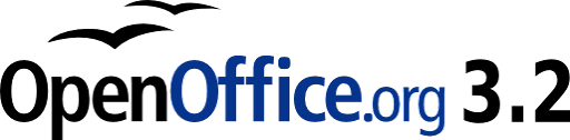 OpenOffice 3.2 Logo