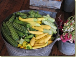 zucchini from Chase's