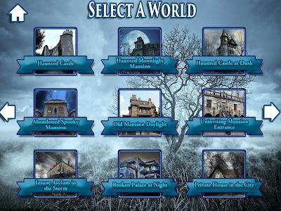 Hidden Objects Haunted Worlds screenshot 14