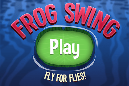 Frog Swing - Sticky Tongue screenshot 4