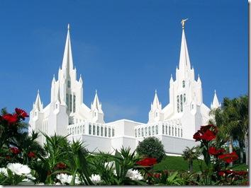 Mormon tabernacle