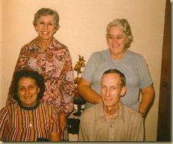 Jean Margaret Barbara Tom Clifford