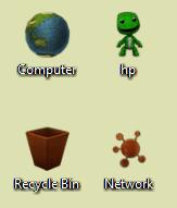 Download Free little big planet Windows 7 Theme 2