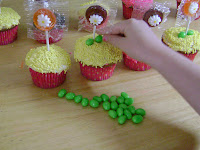 decorating cupcakes with very different cakes kit