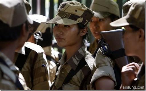 Nagaland police IRB 4