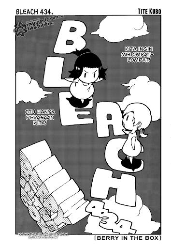 Bleach 434 page 5...