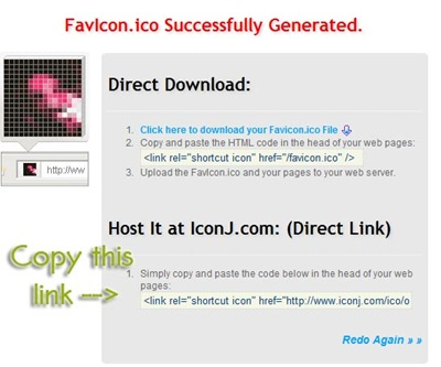 Favicon stuff 3