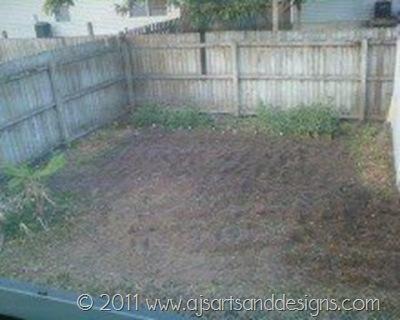 Garden Tilled
