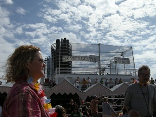 not your everyday cruise ship banners