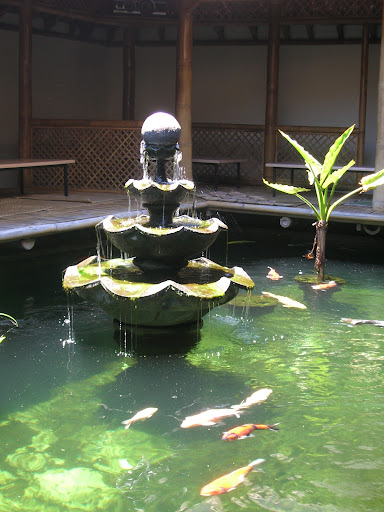 suasana kolam