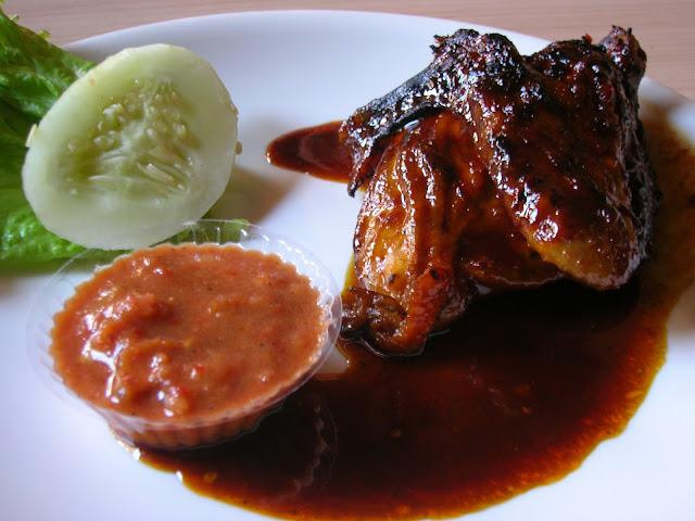 Ayam Presto Bakar