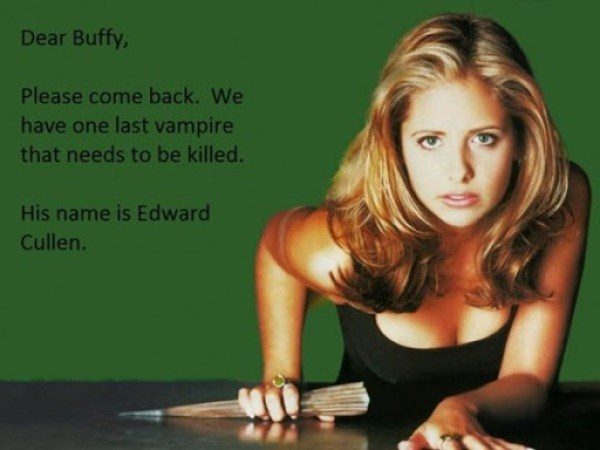 Querida Buffy