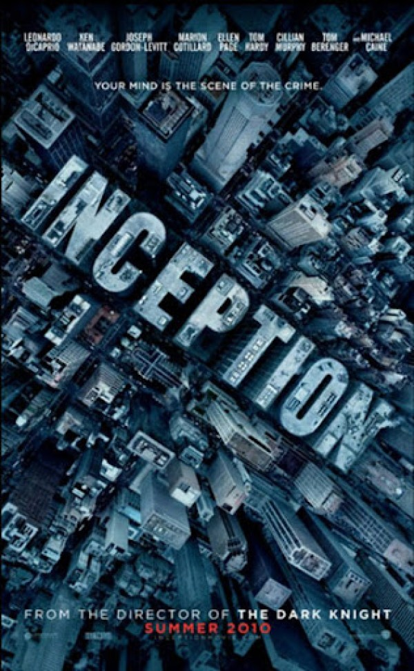 Inception Poster 2