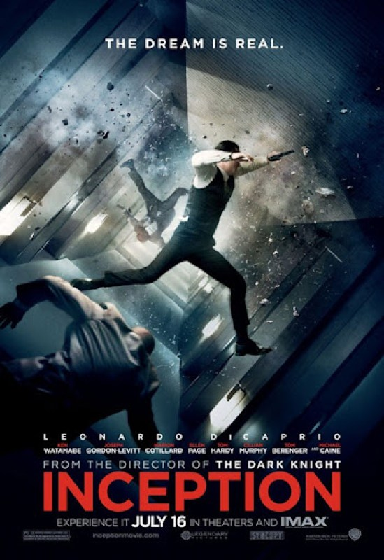 Inception Poster 21