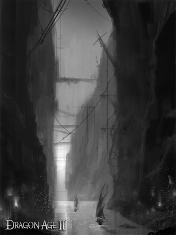 Dragon Age 2 Concept Art