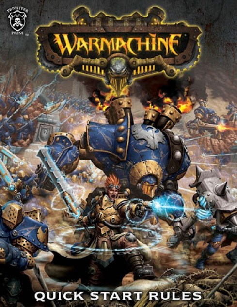 WarMachines Quick Star Rules