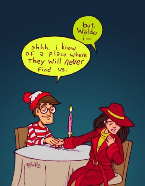 Carmen & Waldo