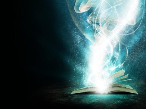 Book explodes