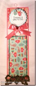 winter gift set pad