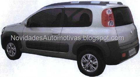 Novo Fiat Uno Way (3)