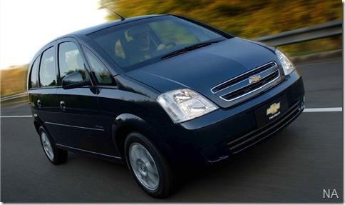 Chevrolet Meriva Maxx 1.4 2009