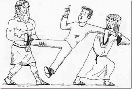 Zeus vs jesus