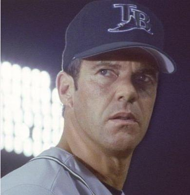 I love Dennis Quaid, so I loved him in The Rookie!