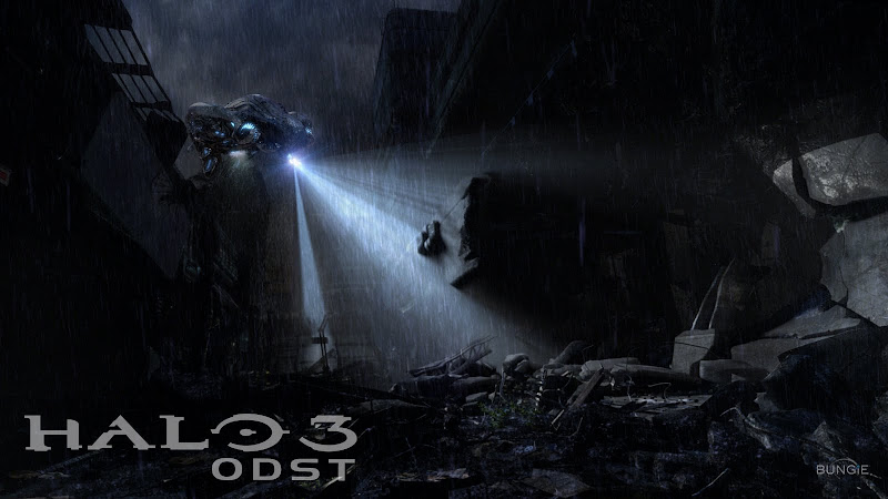 Halo 3: ODST | Pixels and Pies