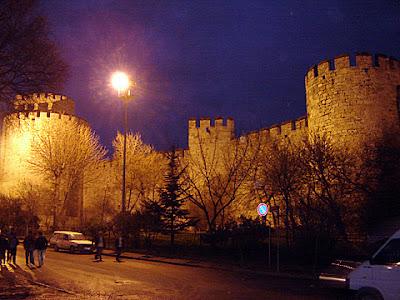 турция истанбул крепост йедикул
