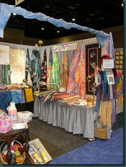 Lancaster 2010 booth