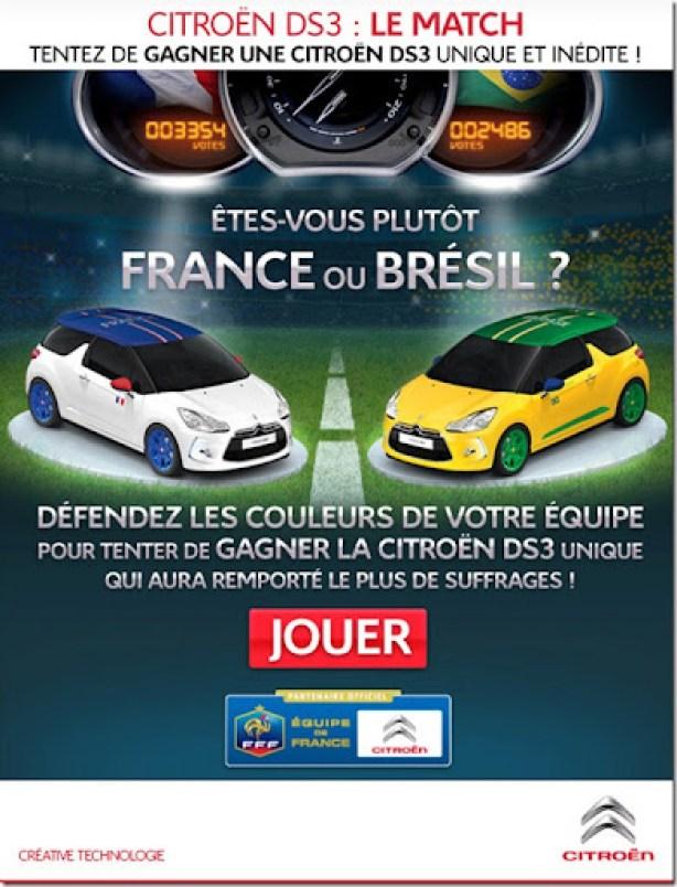 Citroën Brésil!