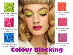 Spring 2011 Colour Blocking