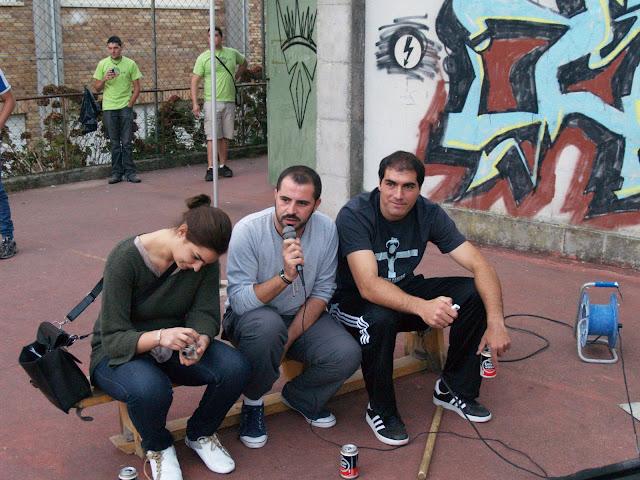 Os Andrés Montes e Salinas das retransmisións da billarda