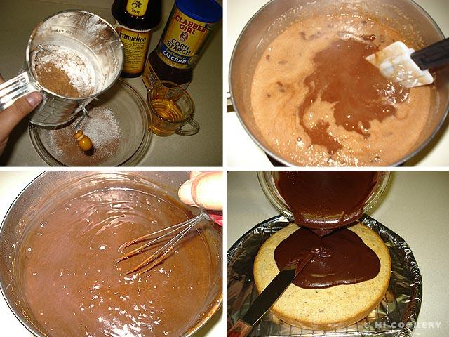 Filbert Cake